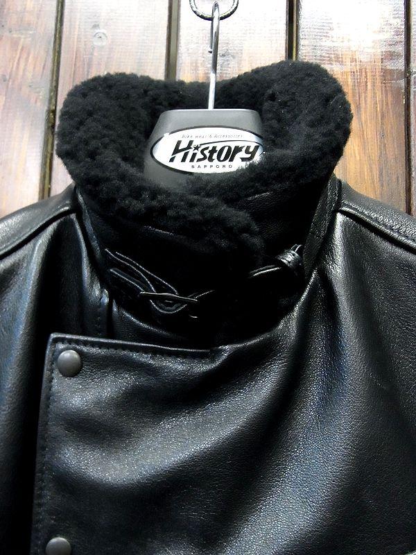 KADOYA(カドヤ)  HEAD FACTORY(ヘッドファクトリー) DE-MOD レザージャケット 革ジャン