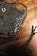 カドヤ(KADOYA)  KEEP DISTANCE LEATHER MASK COVER レザーマスクカバー