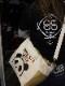 PANDIESTA JAPAN 熊猫謹製 パンディエスタ 551151 ショルダーストラップ付き切替トート オフホワイト