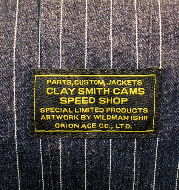 CLAY SMITH クレイスミス CSY-9505 GOOD-RUDE 防風インナーウェア ワバッシュ