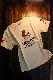 エフ商会 TEDCOMPANY TEDMAN(テッドマン) TDSS-520 U.S.ARMY アーミー Tシャツ オフホワイト