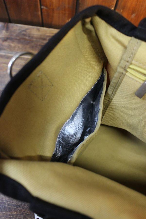 PANDIESTA JAPAN 熊猫謹製 パンディエスタ 551151 ショルダーストラップ付き切替トート ブラック