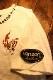VANSON バンソン NVST-2112 天竺半袖Tee メッシュポケット付き 刺繍Tシャツ オフホワイト