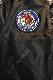 エフ商会 TEDCOMPANY テッドマン TMA-550 MA-1 フライトジャケット BLACK