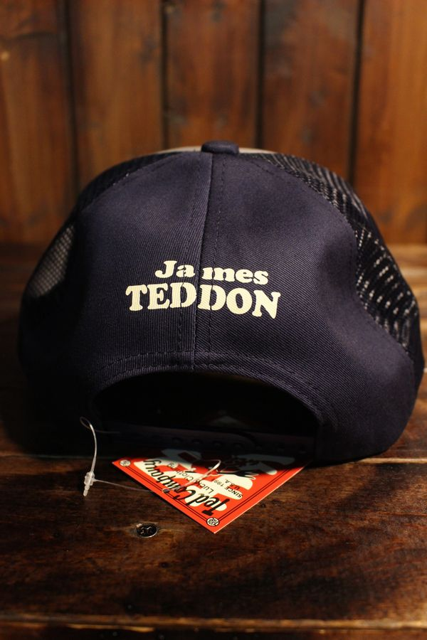 エフ商会 TEDMAN(テッドマン) TDC-7500 TEDDON フィッシング メッシュキャップ ネイビー/グレー