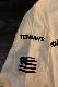 エフ商会 TEDMAN テッドマン TDLS-340 ドラゴン&テッドマン 長袖Tee ロンTee オフホワイト