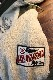 VANSON バンソン NVSZ-2016 リバーシブルボアパーカージャケットアイボリー