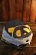 PANDIESTA JAPAN 熊猫謹製 551350 切替ワークキャップ 刺繍 ヒッコリー