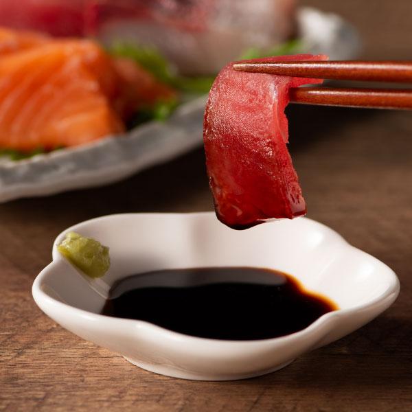 高級醤油寿司むらさき