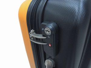 【HFSCSD01】46cmキャリーケース & マルチショルダーバッグ セット【TSAロック】【機内持ち込み対応】【4輪キャスター】【お買得セット】【送料無料】