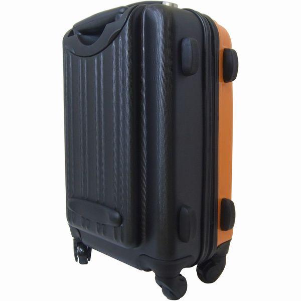 【HFSC0001】46cm キャリーケース《キャリーバッグ》【TSAロック】【機内持ち込み対応】【4輪キャスター】【送料無料】