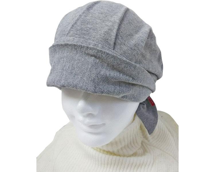 akko「バンダナ帽」 【定番】 / グレイ