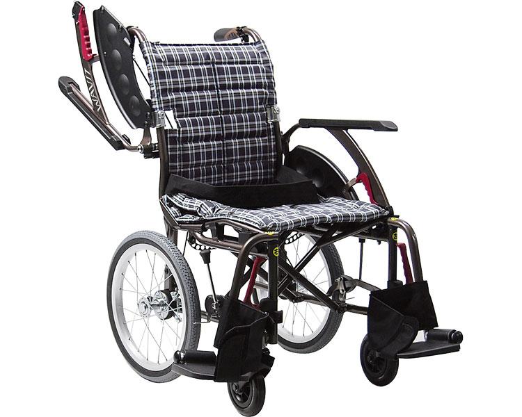 WAVIT+(ウェイビットプラス) WAP16-40S ソフトタイヤ仕様 介助用 / 座幅40cm 2色より選べます