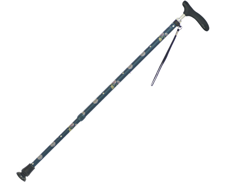 ☆ラッピング可☆ 介援隊 伸縮和柄杖 �