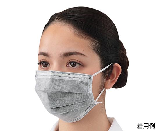 活性炭フェイスマスク(個包装)50枚入  E-315