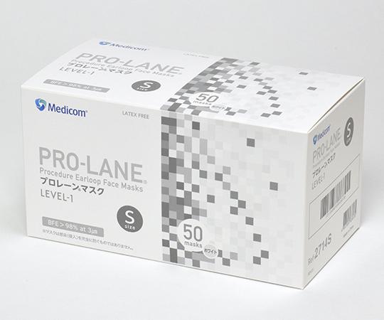 プロレーンマスク  ホワイト  Sサイズ