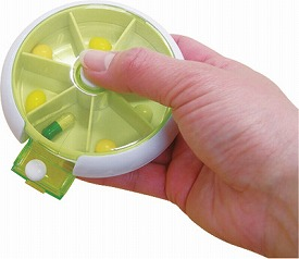 テイコブ薬入れ 携帯用 / MC02