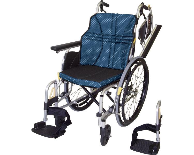 アルミ自走車いす ウルトラ 多機能タイプ NA-U2W / 座幅38・40・42 2色より選べます