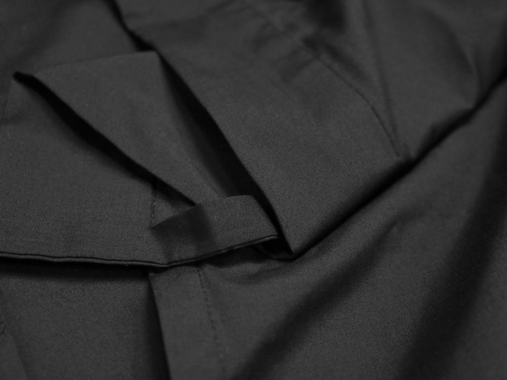 上衣Lite 四つ紐仕様 ブラック