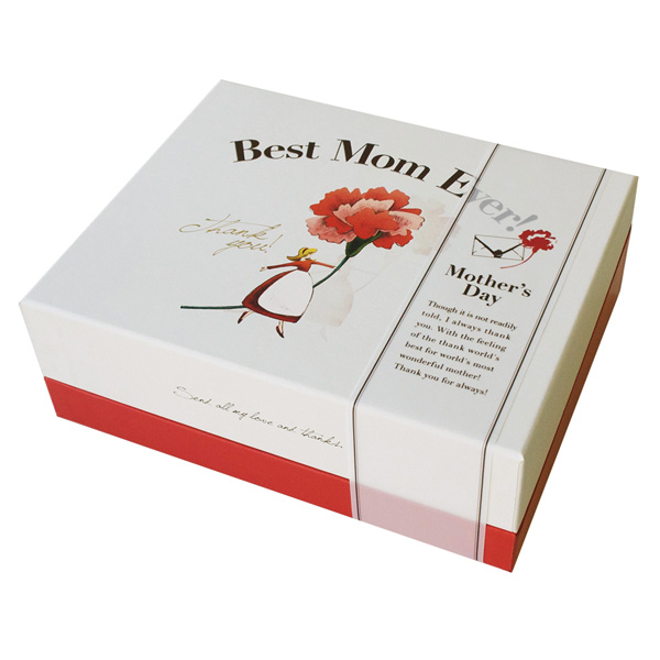 ギフト E  母の日(Best Mom)+掛紙