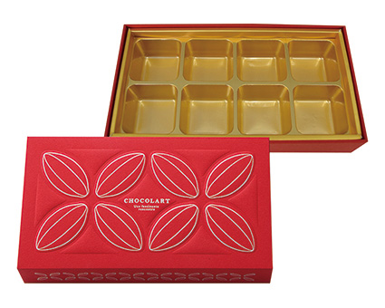 ショコラール 8入 金トレー