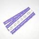 伊達締め/和装小物/着付小物/博多織/紫/絹100%/日本製/幅10cm×長さ約230�/
