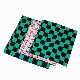 風呂敷/大判/和装小物/緑×黒(市松)/和柄/カジュアル/サイズ:約117cm×117cm/綿100%/日本製/通販