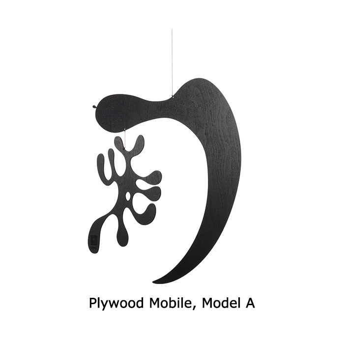 Plywood Mobile
