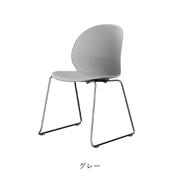 N02 RECYCLE CHAIR スレッド脚