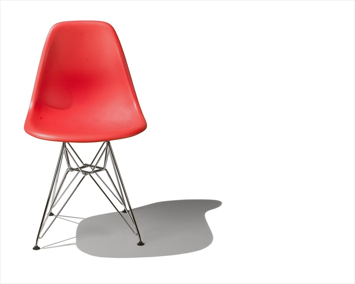 Shell side chair DSR