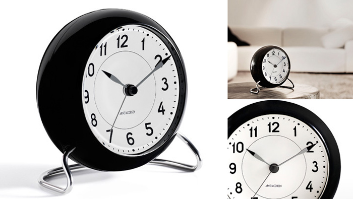 Table Clock STATION