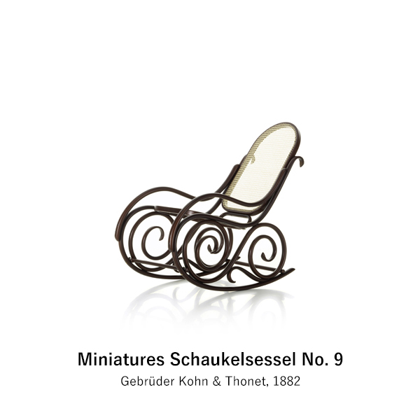 Miniatures Collection 1820〜1940