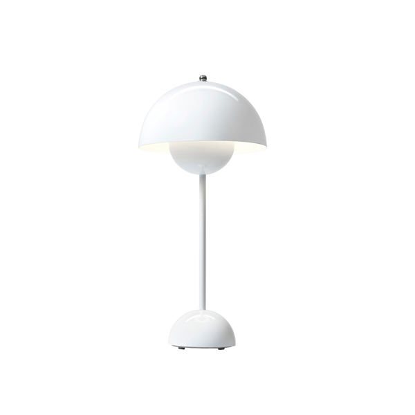 Flowerpot Table Lamp ホワイト VP3
