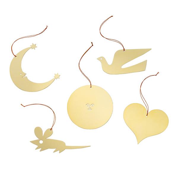 Girard Ornaments 5種類セット