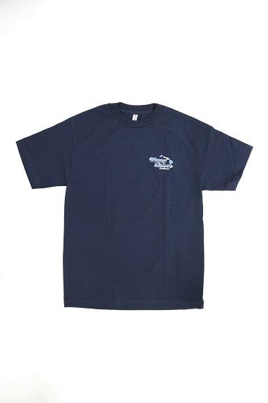 Tシャツ  トーナルハングルースTシャツ  メンズ用