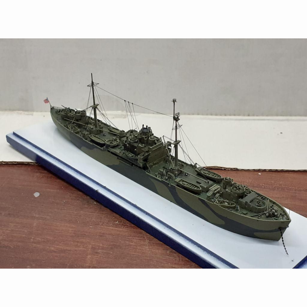 142 米海軍 内燃機関修理艦 ARG ルソン Luzon