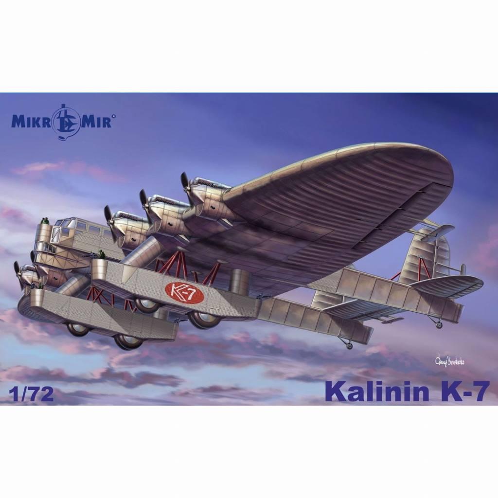 72-015 カリーニン K-7 超大型機