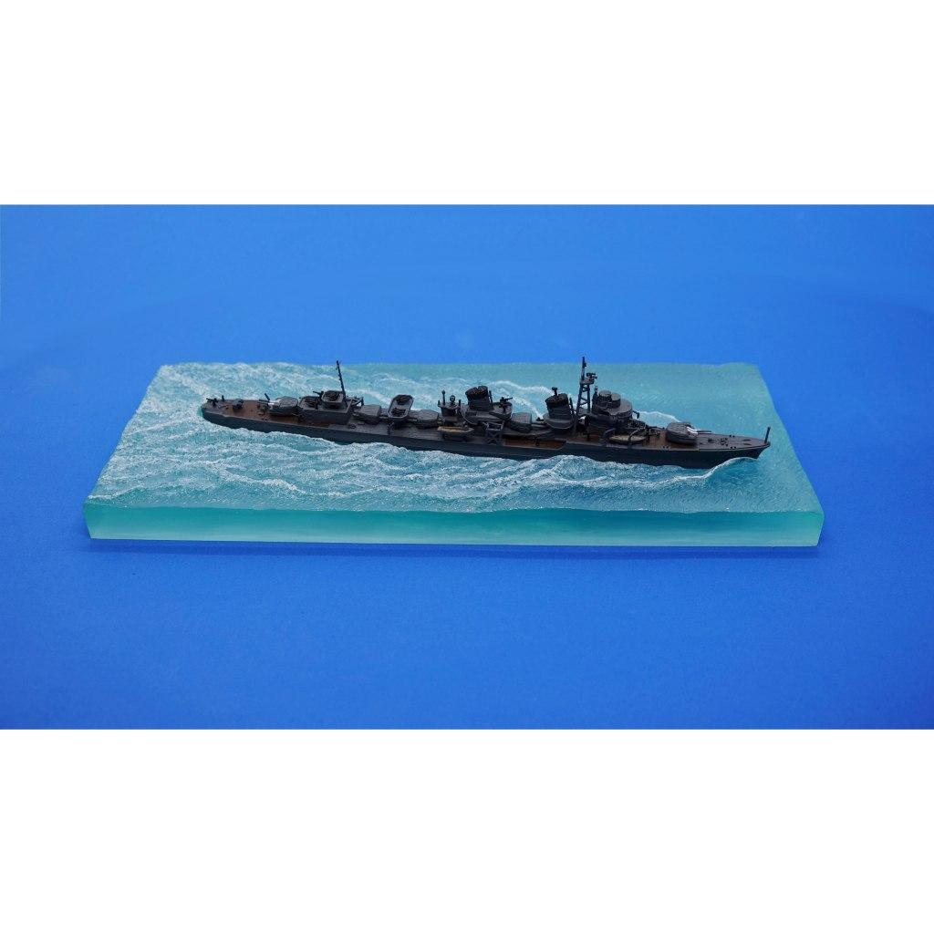 【新製品】700P12 1/700 特型駆逐艦用 3D海面ジオラマボード ジオラマベース