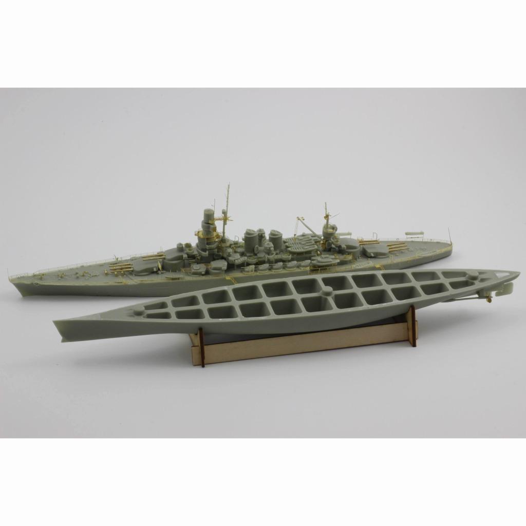 N07-160 伊海軍 カイオ・デュイリオ級戦艦 カイオ・デュイリオ Caio Duilio 1941