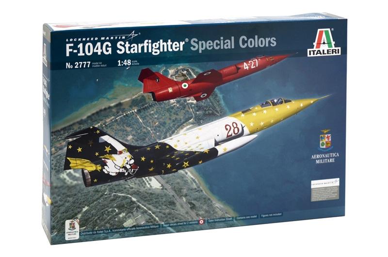 2777 ロッキード F-104G スターファイター フェラーリ/フライングウィッチ