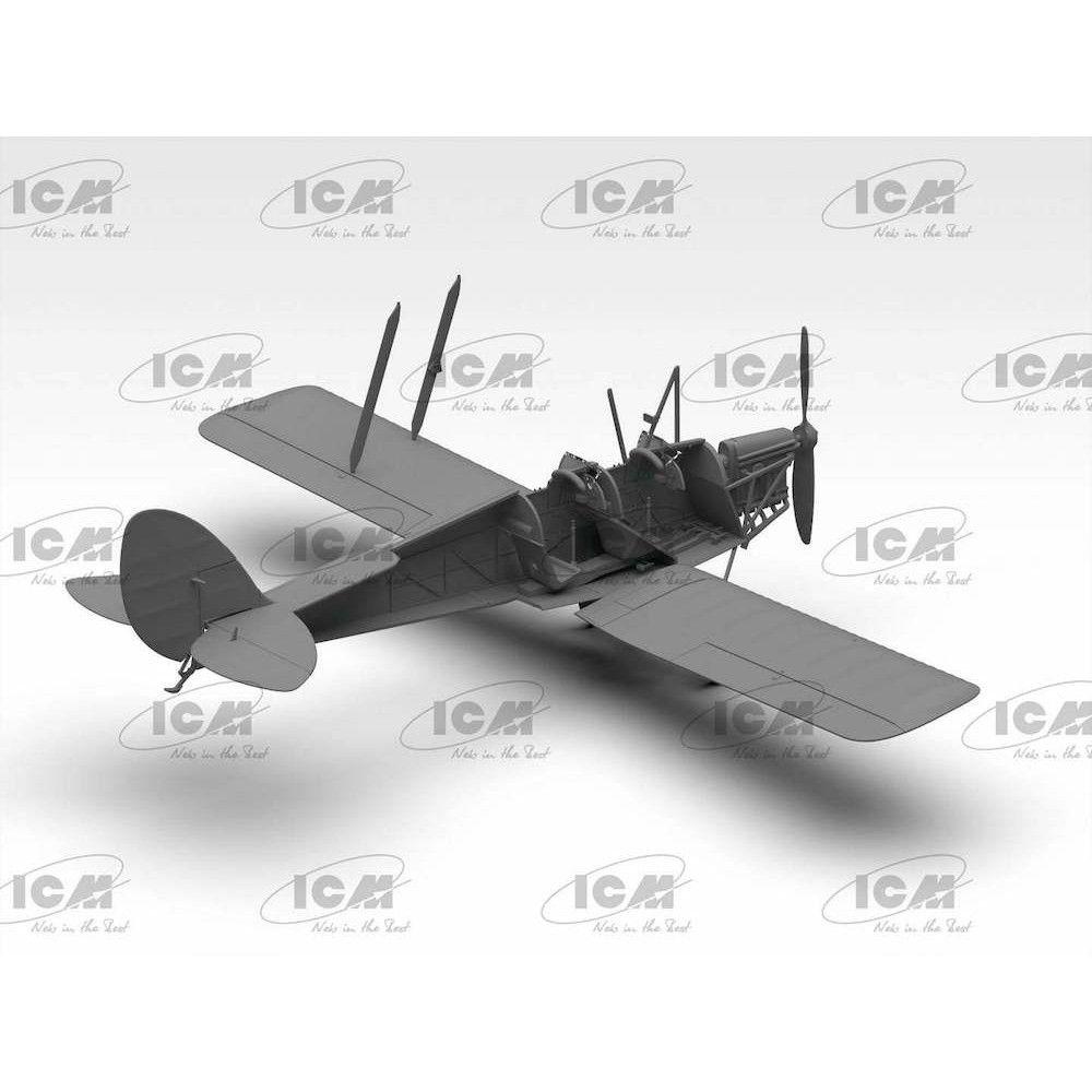 【新製品】32035 イギリス空軍 デ・ハビランド D.H82A タイガーモス