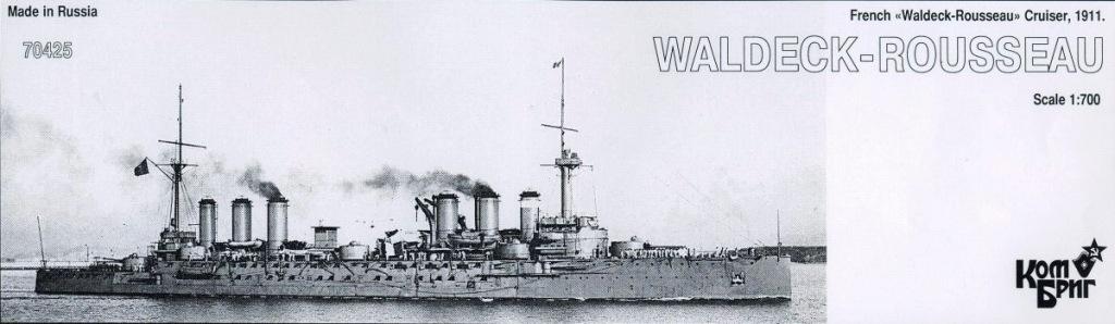 70425 エドガー・キーネ級装甲巡洋艦 ワルデック・ルソー Waldeck-Rousseau 1