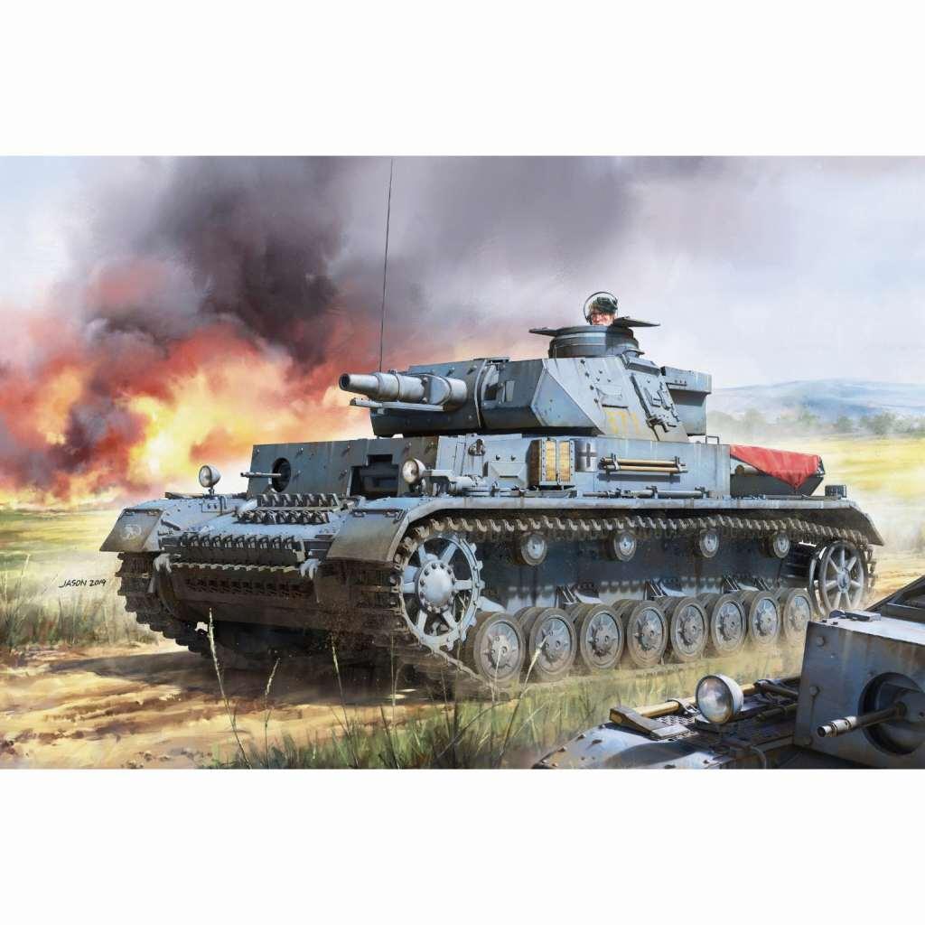 BT-003 ドイツ IV号戦車F1型