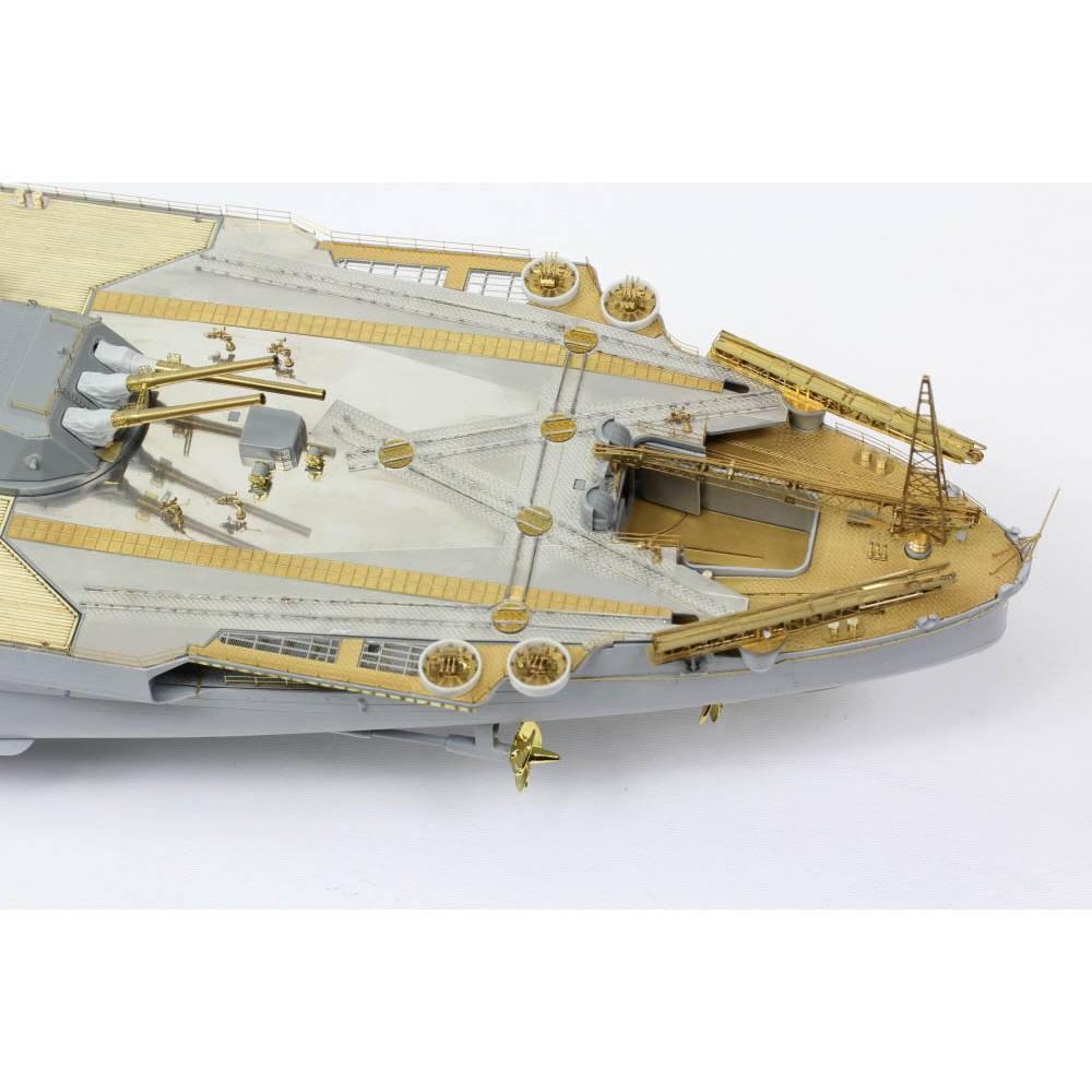 37003F1 日本海軍 戦艦 大和 1945(新金型) ディテールアップセット・アドバンスド