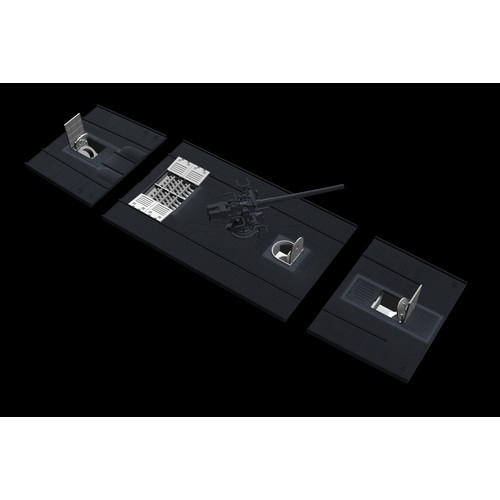 N72013 独 Uボート タイプIXC 外装アップグレード Part.I