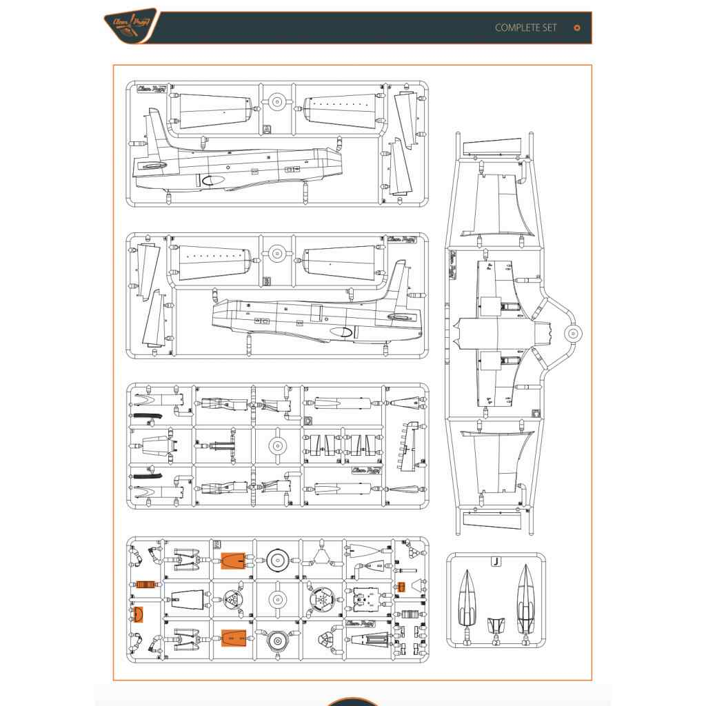 CP72005 ダグラス XA2D-1 スカイシャーク
