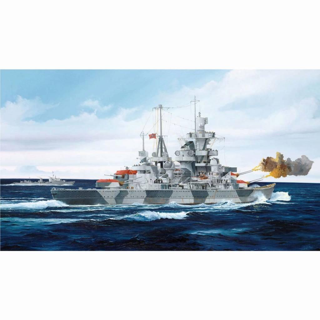 W219 独海軍 重巡洋艦 アドミラル・ヒッパー 1941