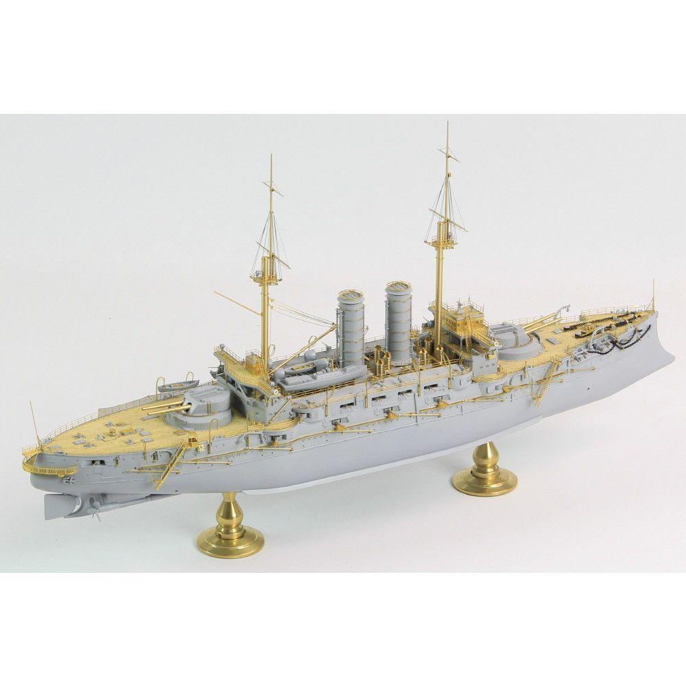 35021F1 日本海軍 戦艦 三笠 1905用 ディテールアップセット