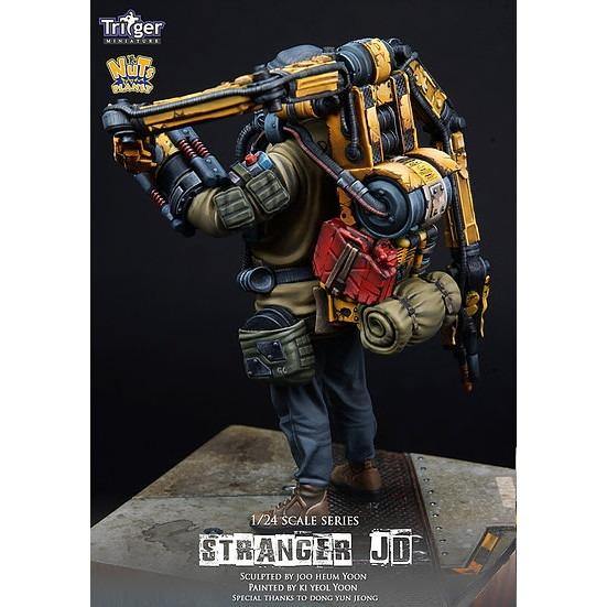 T75019 75mm ストレンジャー JD (Stranger JD)