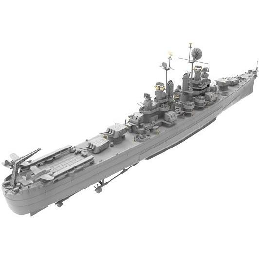 VFM350920 米海軍 軽巡洋艦 CL-55 クリーブランド